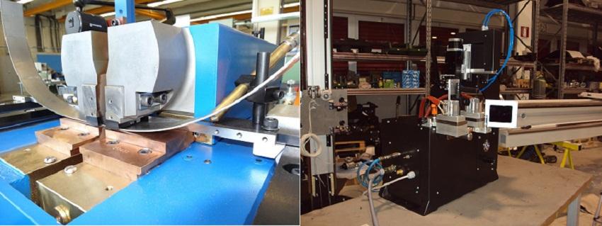 специализированные установки для сварки колец стыковая сварка оплавлением и дуговая сварка
