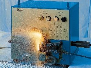 аппарат для сварки ленточных пил Ideal BAS 40