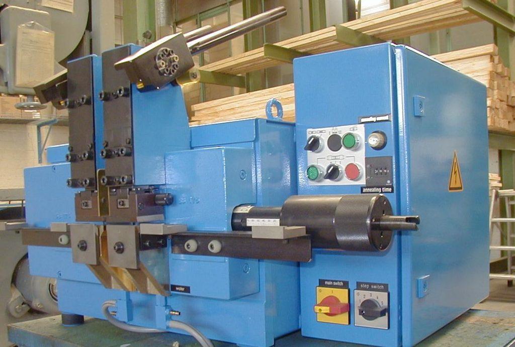 Аппарат для сварки ленточных пил BAS-060-01