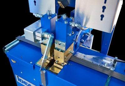 Аппараты для сварки ленточных пил Ideal BAS-330-340