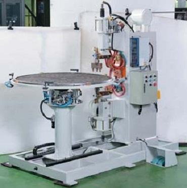 Программируемая установка контактной сварки для сварки круговых изделий