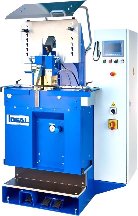 Аппарат для сварки ленточных пил Ideal BAS 330