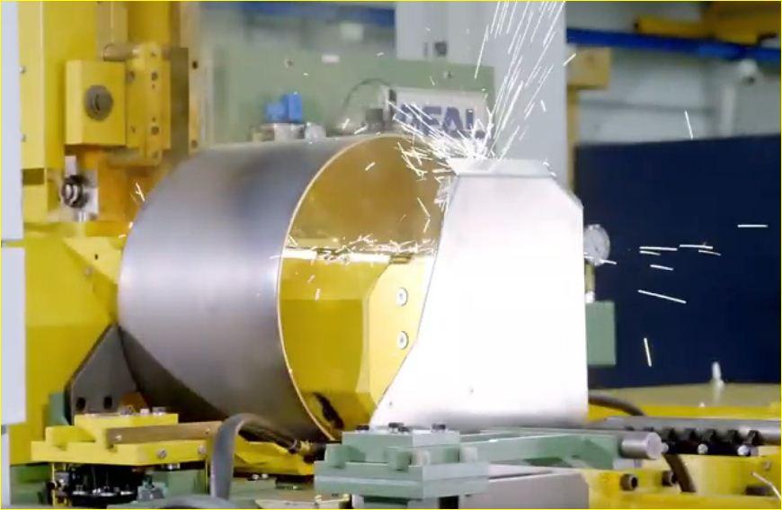 контактная стыковая сварка при изготовлении автомобильных колёс