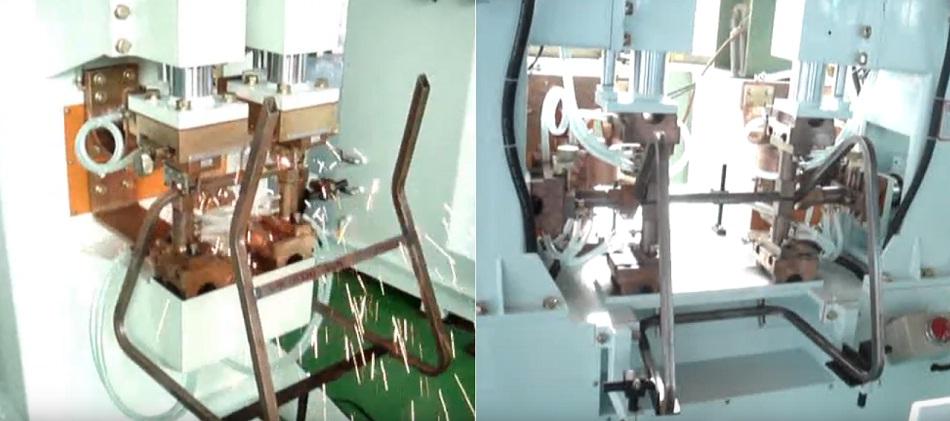 сварка каркасов мебели