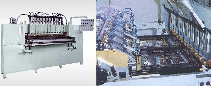 многоэлектродные машины для сварки сетки
